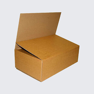 Corrugated Full Overlap Slotted Containers