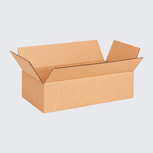 Corrugated Regular Slotted Containers