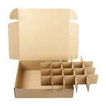 Cardboard Cross Inserts For Mailer Boxes