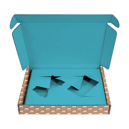 Die Cut Cardboard Inserts For Mailer Boxes