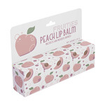 Retail Tuck End Lip Balm Box with Hanging Tab
