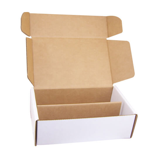 Scored Pad Dividers For Mailer Boxes