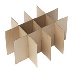 Square Cell Dividers For Boxes